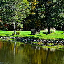 Frozen in Time Fine Art Photography - Punderson Golf Course