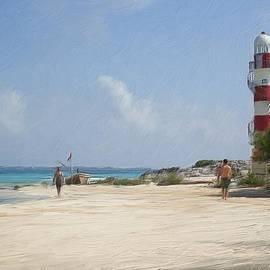 Forest Stiltner - Punta Cancun Lighthouse