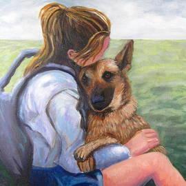 Puppy Love by Rosie Sherman