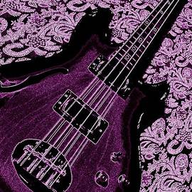 Purple Bass by Chris Berry