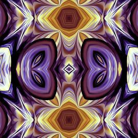 Purple Boudoir by Georgiana Romanovna