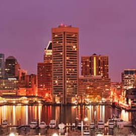 Wayne King - Purple Night in Baltimore