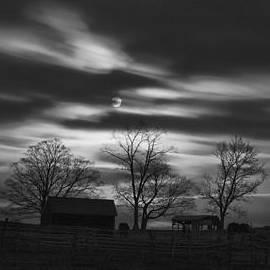 Tom Singleton - Putney Mountain Full Moon