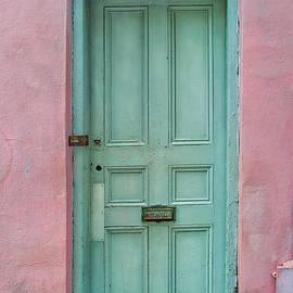 Brenda Bryant - Quaint Little Door in the Quarter