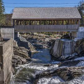 John Greim - Quechee Covered Bridge