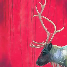 quiet reindeer