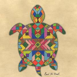 Carol Neal - Quilted Turtle
