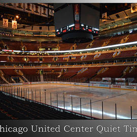 Thomas Woolworth - Quite Time Chicago United Center Before The Gates Open 01 With Text SB