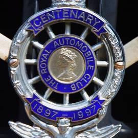 Marcus Dagan - Collectible R A C Centenary Badge