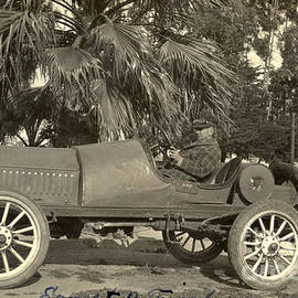 Race Car photo by E. R. Fischer circa 1920 by California Views Archives Mr Pat Hathaway Archives
