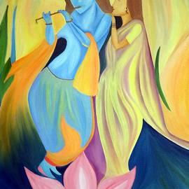 Dipali Deshpande - Radha-Krishna -A Divine Love