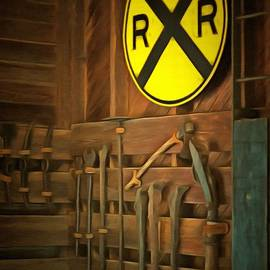 Railroad Tools  by L Wright