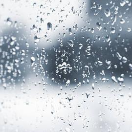 Rain in Winter by Alexey Stiop