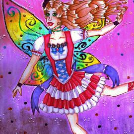 CM Addams - Rainbow Fae