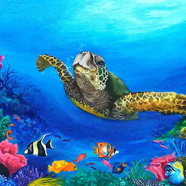 Rainbow Reef by Kathleen Kelly Thompson
