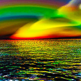 Rainbow Thunder      Enhanced Version by Rebecca Phillips