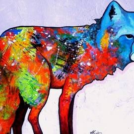 Joe  Triano - Rainbow Warrior - Fox