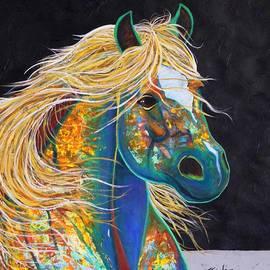 Joe  Triano - Rainbow Warrior - Mestengo