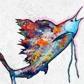 Joe  Triano - Rainbow Warrior - Sailfish