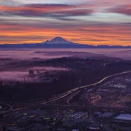 Mike Reid - Rainier Sunrise Center