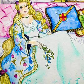 Rapunzel - Fairy Tale Art