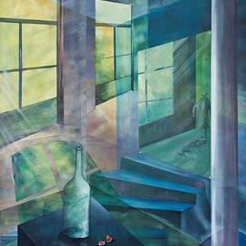 Gertrude Scheffler - Raumirritation 09