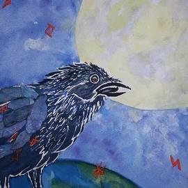 Raven Speak by Ellen Levinson