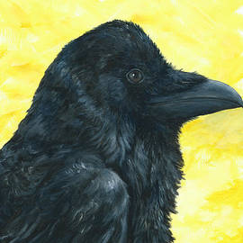 Christine StPierre - Raven Yellow