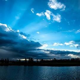 Onyonet  Photo Studios - Rays of Sunshine After the Storm