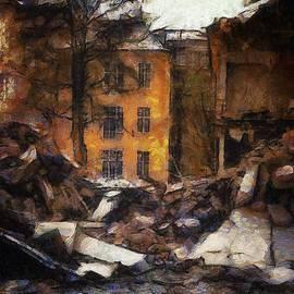 Ready for demolition by Gun Legler