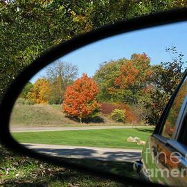 Ann Horn - Rear View