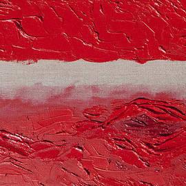 Sora Neva - Red and Linen