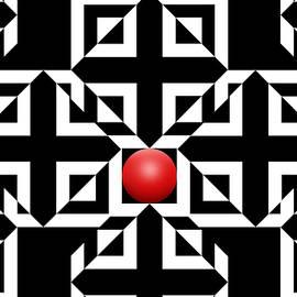 Mike McGlothlen - Red Ball 5