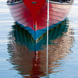 CJ Middendorf - Red Boat Blue Water