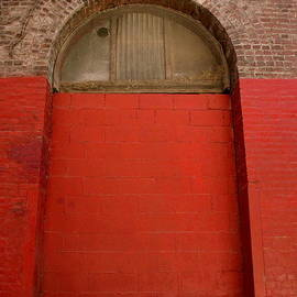 Red Door by Patricio Lazen