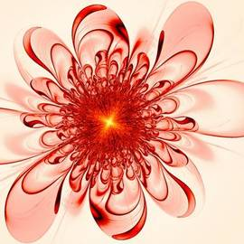 Anastasiya Malakhova - Single Red Flower