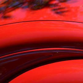 Dean Ferreira - Red Rear Fender