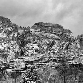 Red Rocks in Winter by Phill Doherty