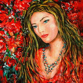 Natalie Holland - Red Roses