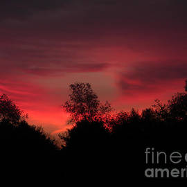 Thomas Woolworth - Red Sky in the Morning 02
