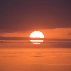 Nila Newsom - Red Sunset