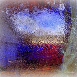 Bob and Kathy Frank - Ice Abstract
