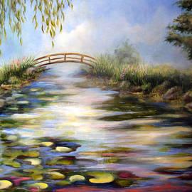 Reflecting Pond by Alexandra Kopp