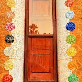 Nigel Fletcher-Jones - Reflection on Gaudi