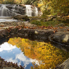 Reflections Of Fall by Doug McPherson