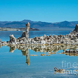 Reflective Tufa by Stephen Whalen