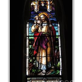Marcia Lee Jones - Religious Stain Glass Window