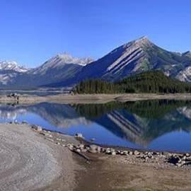 Ian Mcadie - Reservoir Sunrise