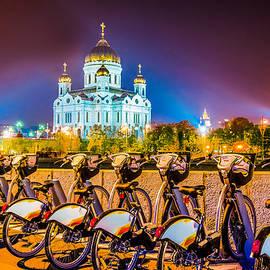 Alexander Senin - Resting Bikes
