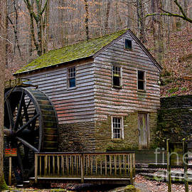 Rice Gristmill Hdr II by Douglas Stucky